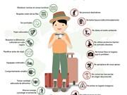 [Infografía] Código de conducta de Vietnam para turistas