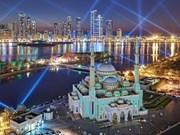 Festival de la Luz de Sharjah ilumina el emirato