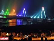 [Fotos] Hanoi espléndida en la noche