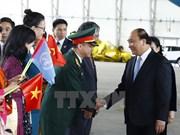 Premier vietnamita inicia visita a Estados Unidos
