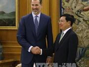 Visita de vicepremier vietnamita a España y Portugal fortalece nexos bilaterales
