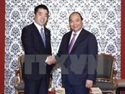 Vietnam desea mayores inversiones de Japón, afirma premier Nguyen Xuan Phuc