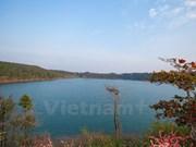 Lago de Bien Ho - una perla en Altiplanicie Occidental