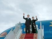 Visita oficial a Belarús del presidente de Vietnam busca fomentar lazos bilaterales