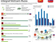 [Infografia] Relaciones Vietnam-Rusia