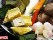 Plátanos a fuego lento con tofu