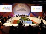 Vietnam participa en la Reunión 50 de cancilleres de la ASEAN