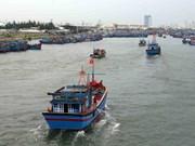 [Fotos] Vietnam realiza labores preventivas ante la llegada del poderoso tifón Doksuri
