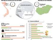 [Infografia] Relaciones Vietnam-Hungria