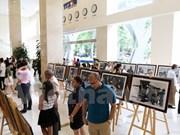 [Video] Celebran en Vietnam exposición fotográfica en homenaje al Che Guevara
