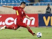 Vietnam en el primer lugar del grupo C de Copa Asiática con derrota a Camboya