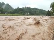 Vietnam sufre graves inundaciones