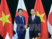 APEC 2017: Vietnam consolida relaciones bilaterales con Japón y Brunei