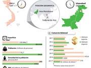 [Infografia] Relaciones Vietnam-Pakistán