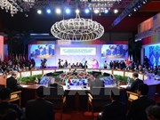 [Fotos] Actividades de premier Xuan Phuc en Manila