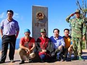 [Fotos] Viaje al hito fronterizo número cero de Vietnam