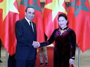 [Fotos] Presidente de Cámara de Representantes de Marruecos visita Vietnam