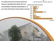 Vietnam reporta en 2017 mayor  número de fallecidos por desastres  naturales en los últimos ocho años