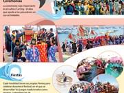 [Infografía] Festival Cau Ngu en Centro de Vietnam
