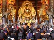 [Fotos] Numerosos festivales ameinizan ambiente festivo del Tet en Vietnam