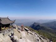 [Infografía] Huellas de rey-monje vietnamita en Yen Tu