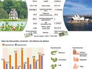 [Infografía] La asociación integral Vietnam-Australia