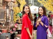 [Video] Tres mil vietnamitas participan en desfile masivo de Ao Dai en Ciudad Ho Chi Minh