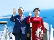 [Fotos] Primer ministro de Vietnam inicia visita oficial a Australia