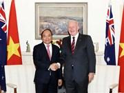 [Fotos] Vietnam y Australia reafirman determinación de agilizar relaciones binacionales