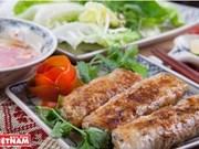 Rollito de primavera frito, plato más popular de Vietnam