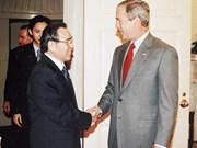 [Fotos] Momentos destacados de exprimer ministro Phan Van Khai