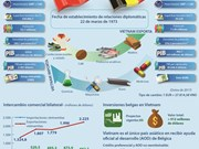 [Infografía] Relaciones Vietnam-Bélgica