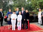 [Fotos] La visita a Vietnam del Presidente de Sudcorea