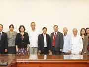 ICAP y la VNA reafirman voluntad de fortalecer lazos Vietnam- Cuba