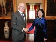 [Fotos] Continúan actividades de la vicepresidenta vietnamita en Australia
