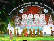 Carnaval Ha Long marca inicio del Año Nacional del Turismo