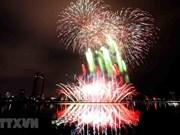 [Fotos] Inauguran Festival internacional de fuegos artificiales de Da Nang