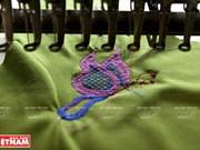[Foto] Accesorios de Phuoc Dat, favoritos de los exportadores de prendas de vestir