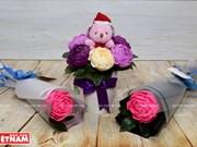 [Foto] Flores de papel de Flower Farm