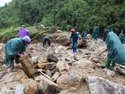 China expresa simpatía a Vietnam por secuelas de inundaciones