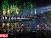 """[Foto] Escenario real """"Tinh hoa Bac Bo"""""""