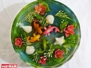 [Foto] El arte de hacer pastel de gelatina en 3D