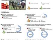 (Info) Construyen varias viviendas para personas desfavorecidas en Vietnam