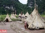 """[Foto] Visita al estudio de """"Kong: La Isla Calavera"""" en Ninh Binh"""