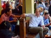 Cafeterías callejeras, un distintivo de Hanoi