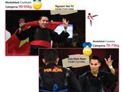 [Infografía] Pencak Silat brinda dos medallas de oro para Vietnam en ASIAD