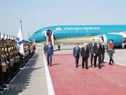 [Foto] Secretario general del Partido Comunista de Vietnam visita Rusia
