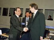 [Foto] Imágenes destacadas sobre las relaciones diplomáticas Vietnam-Reino Unido