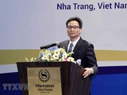 [Foto] Inauguran en Vietnam reunión 35 de Asociación de Seguridad Social de ASEAN