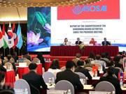 {Foto] Celebran en Hanoi reunión del Comité directivo de ASOSAI